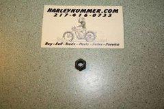 7683 Parkerized Flexloc Nut