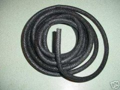 "70200-00 Asphalt Wire Harness Loom 1/4"" x 5'"