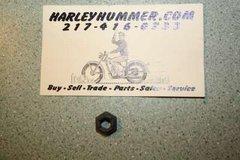 7682 Parkerized Flexloc Nut