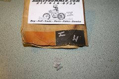 NOS 27716-55 Harley Hummer Carb Retaining Clip 125 165