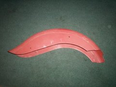59615-63 Harley Scat Rear Fender