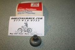 NOS 27577-53 Carburetor Throttle Cap Harley 165