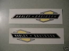 61769-63  Fuel Tank Decals