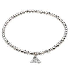 Bracelet - Trinity - Swarovski Crystal - Shanore SW67
