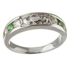 Ring - Band - Silver - Bory CLAD29DE