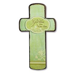 Cross - Wee One - Abbey Press 55419T