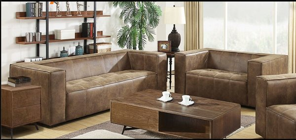 Westwood 2-Piece Sofa and Chair Living Room Set by Diamond Sofa ...