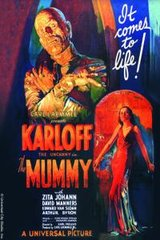 The Mummy, Saturday, October 14, 7:00 pm