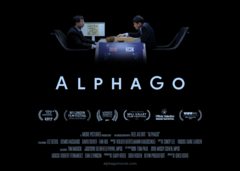 ALPHAGO, Friday, April 20th at 7:00 pm