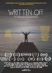 Written Off, Saturday, July 8, 7:00 pm