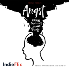 Angst, Raising Awareness Around Anxiety, March 25, 4:00 pm