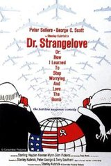 Dr. Strangelove, Saturday, November 4, 7:00 pm