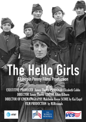 """The Hello Girls"" Premier Fundraiser, August 10 at 6:30 pm"