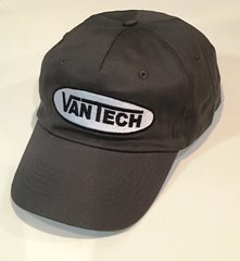 VanTech Baseball Cap Charcoal Grey