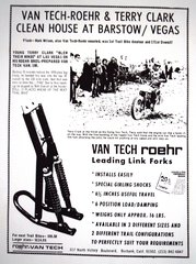 VanTech Roehr Leading Link Forks Flyer