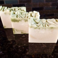 Woodland Magic ~ Handcrafted Goat's Milk, Shea Butter, & Hemp Oil Soap