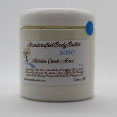 Body Butter ~ Shea Butter & Aloe