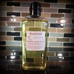 Beard Oil - Man's Man