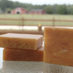 Autumn Breeze ~ Aloe, Shea Butter, & Hemp Oil Soap