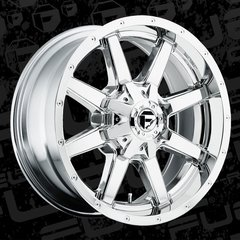Fuel Offroad D536 Maverick Wheels