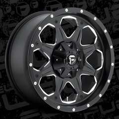Fuel Offroad D534 Boost Wheels