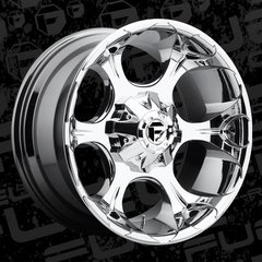 Fuel Offroad D539 Dune Wheels