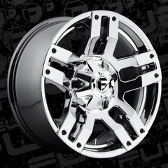 Fuel Offroad D528 Pump Wheels PVD