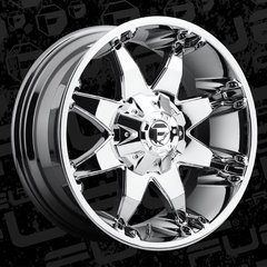 Fuel Offroad D520 Octane Wheels PVD