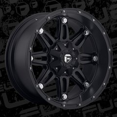 Fuel Offroad D531 Hostage Wheels