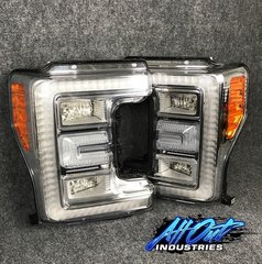 2017 F250 Superduty OEM LED Headlight Housings