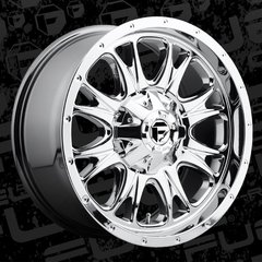 Fuel Offroad D519 Throttle Wheels PVD