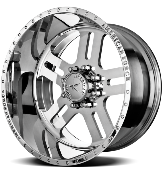 American Force Justice Ss8 Wheels All Out Industries