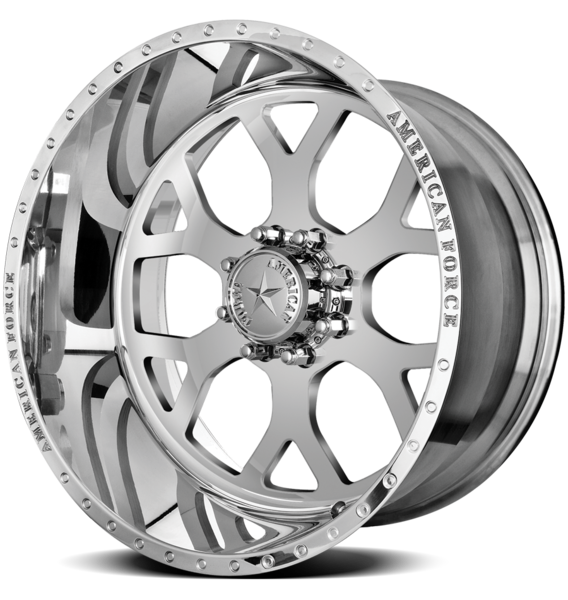 American Force Shield Ss8 Wheels All Out Industries