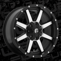 Fuel Offroad D537 Maverick Wheels