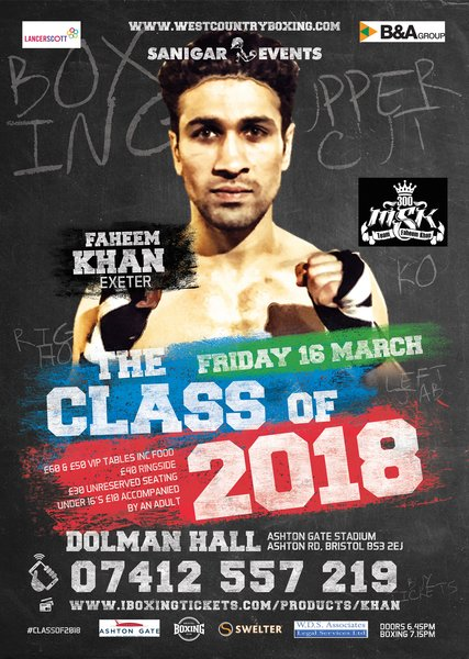 Faheem Khan Tickets (Prices from)