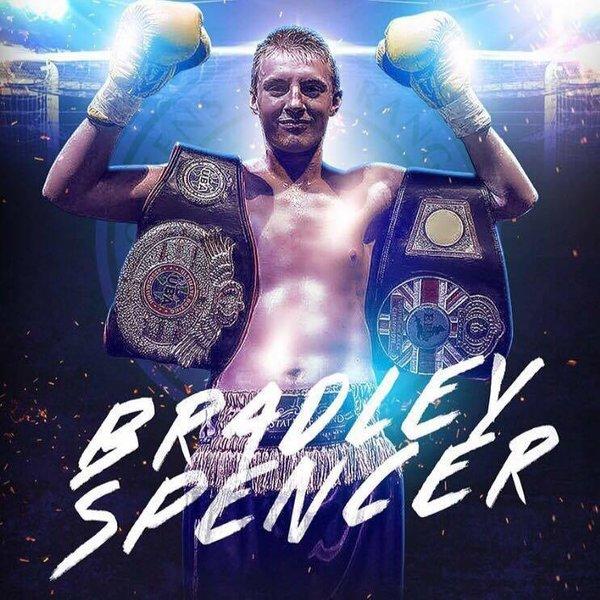 Bradley Spencer Tickets (Price from)
