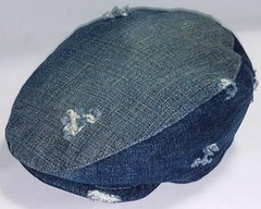 Dirty Denim Cap