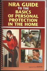 NRA Instructor Basic Personal Protection Inside The Home March 10th, 2018