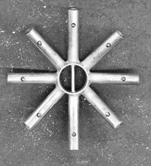8-Way Crown (Steel) - Click on Picture