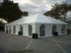 30' x 70' Frame Tent