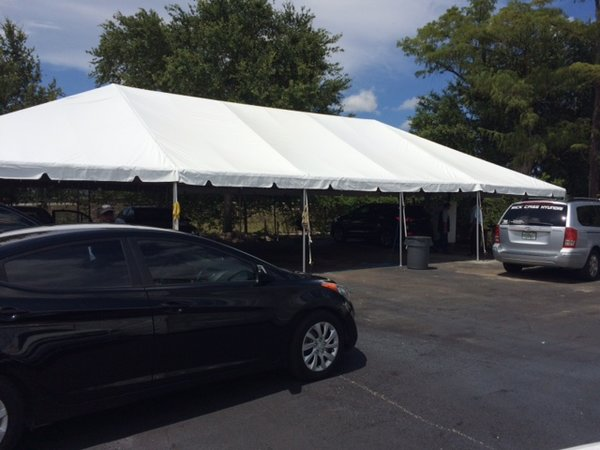 20' x 60' Frame Tent SuperSale (Same Price for 1, 3, or 4-Piece)