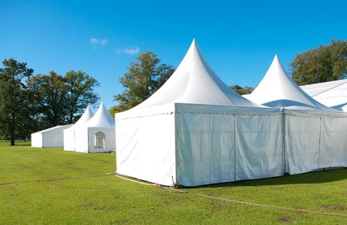 15' x 9' Tent Sidewall (Solid White Premium Commercial Quality 13 Oz. w/ blockout) - Free Shipping to Select Locations
