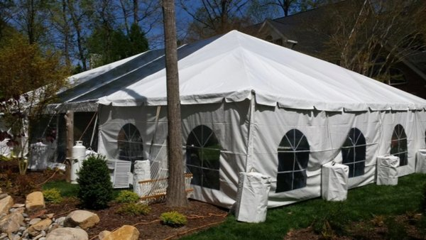 40' x 60' Frame Tent