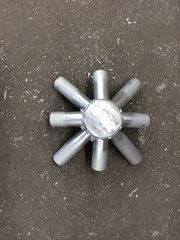 8-Way Crown (Aluminum) - Click on Picture