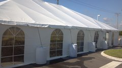 40' x 50' Frame Tent