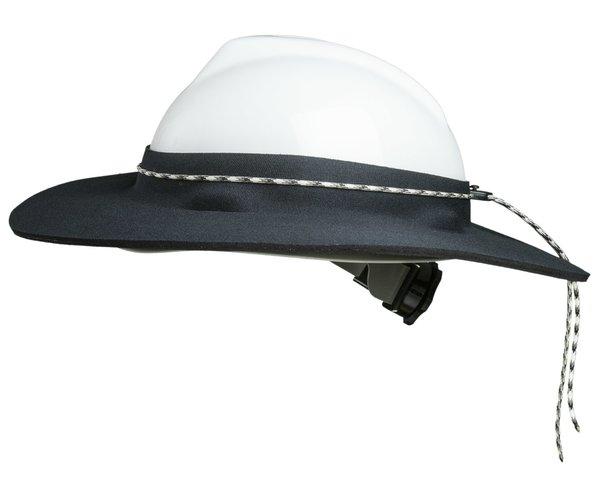 BLACK | Brahma Brims, Hard Hat Brim
