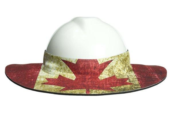 OH CANADA | Brahma Brims, Hard Hat Brim