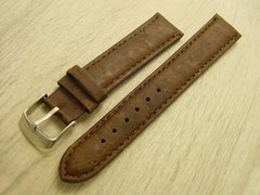 Cork Watch Band Chocolate Brown