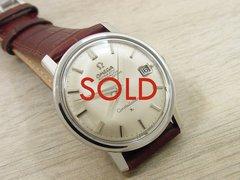 Omega Constellation Vintage Watch Men's Chronometer #C025