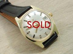 Vintage Omega Watch Men's Geneve Manual #B029